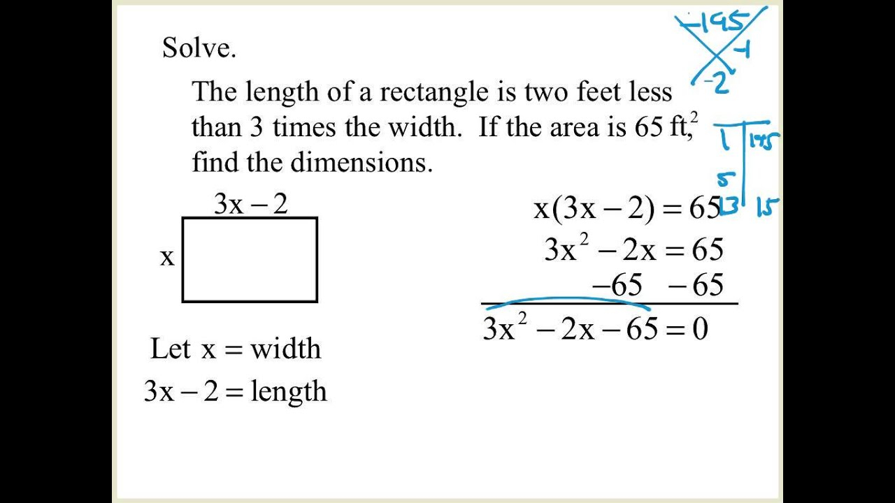 6.9 Solving Word Problems With Factoring.mp4