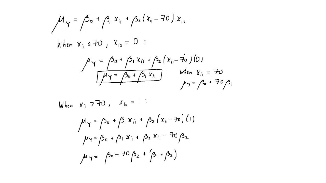 8.8 - Piecewise Linear Regression Models | Stat 501