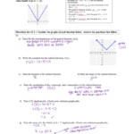 Algebra 2 300 Absolute Value Functions & Transformations Pp.86
