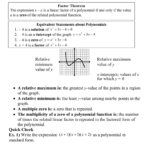 Algebra 2 Polynomial Graphs Worksheet - Promotiontablecovers