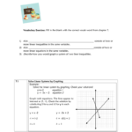 Chapter 7 Review (7.1-7.3) Name: Vocabulary Exercises: Fill