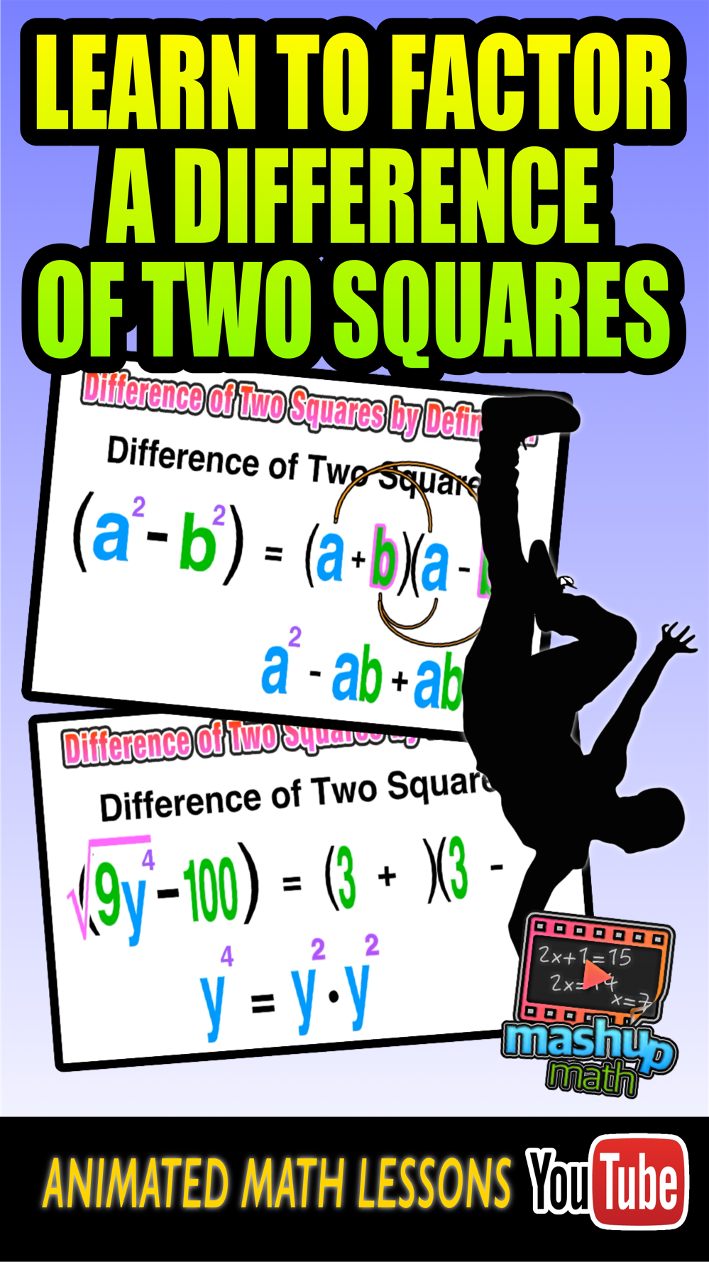 Check Out Our Animated Algebra Lesson On Factoring A