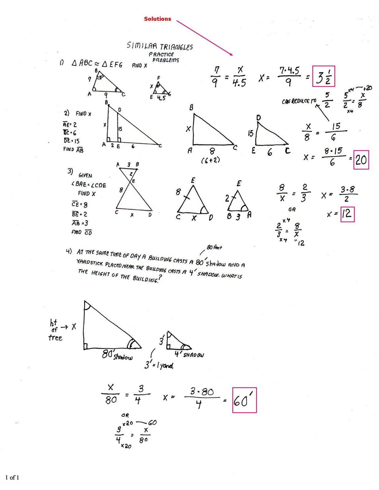 Congruent Triangles Worksheet Mathbits Kids Long Division