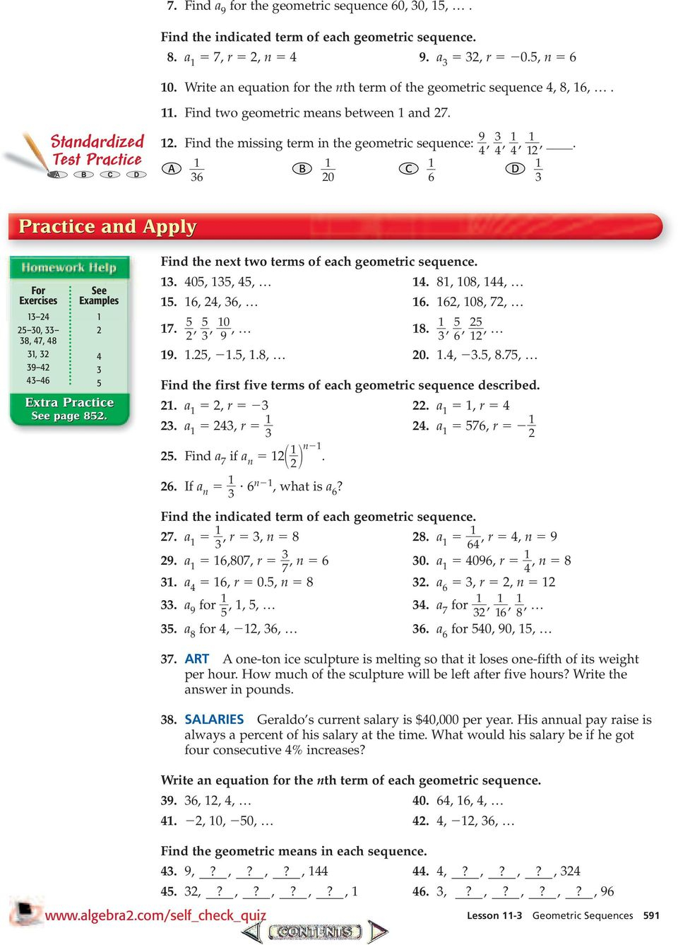 Discrete Mathematics. Chapter 11 Sequences And Series
