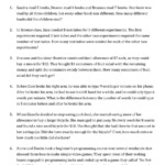 Easy Multi Step Word Problems Free Math Worksheets Of Two