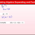 Expanding Brackets (Solutions, Examples, Videos, Worksheets
