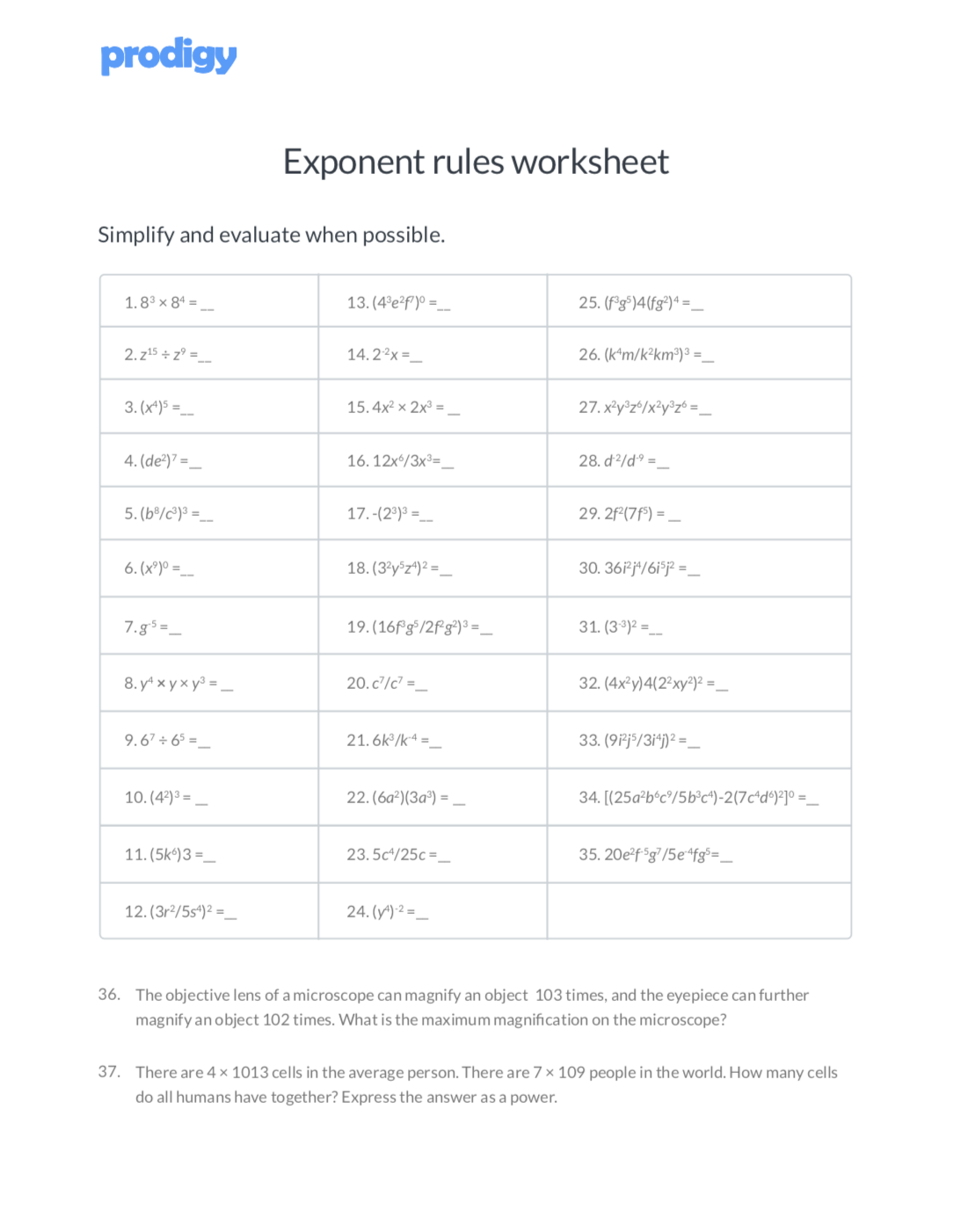 Exponent Rules: 7 Key Strategies To Solve Tough Equations