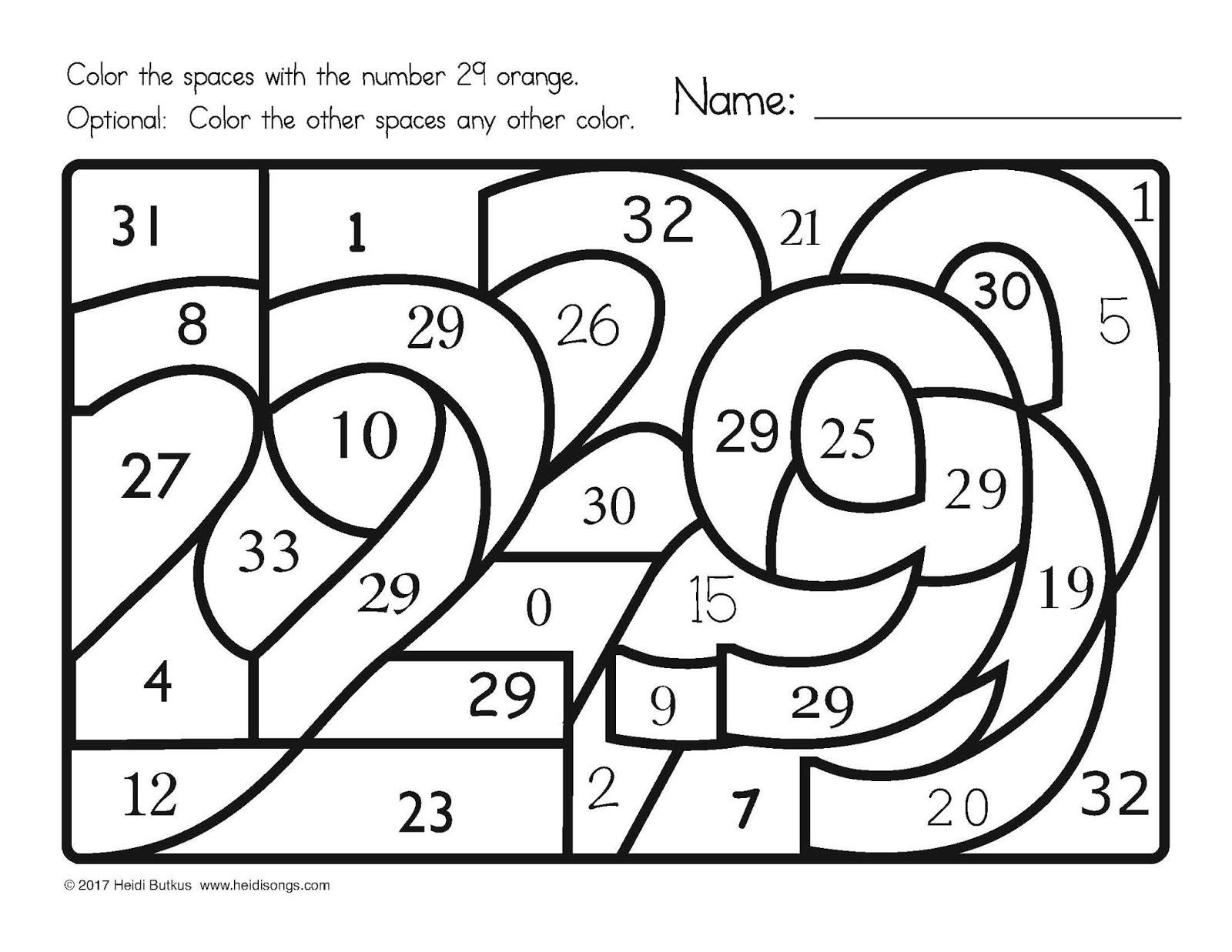 Find The Number Worksheets Ways To Make From Ways To Make 7