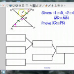 Geometry Proofs - Cpctc, Two-Column Proofs, Flowchart Proofs
