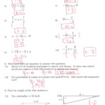 Graph Quadratic Functions Worksheet Answers   Printable