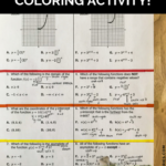 Graphing Exponential Functions - Math With Color