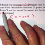 Integer Word Problems (Examples, Videos, Worksheets