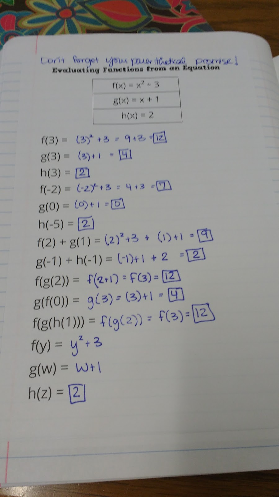 Math = Love: Algebra 1 Unit 3 - Relations And Functions