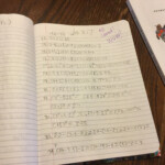 Math Notebook | I Capture The Rowhouse