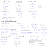 Powers Of 10 And Exponents Algebra Lesson 14 Answer Key