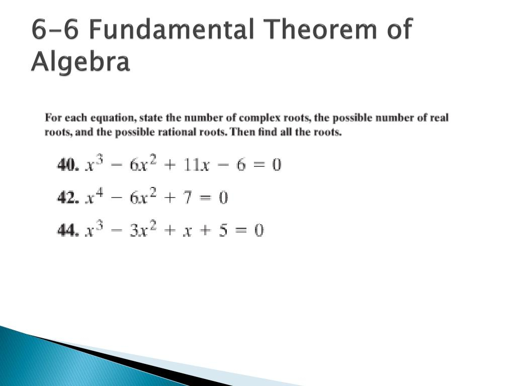 Ppt - Chapter 6 – Polynomial Functions Powerpoint