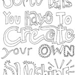 Quote And Sayings Coloring Life Quotes 2Nd Standard Math