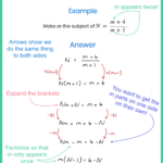 Rearranging Difficult Formulas In 2020 | Studying Math, Gcse