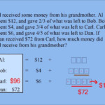 Solve Fraction Word Problems (Solutions, Examples, Diagrams