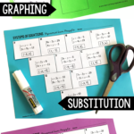 Systems Of Equations Pyramid Sum Puzzles (3 Puzzles Included