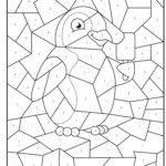 Winter Math Puzzle Worksheet Printable Worksheets And