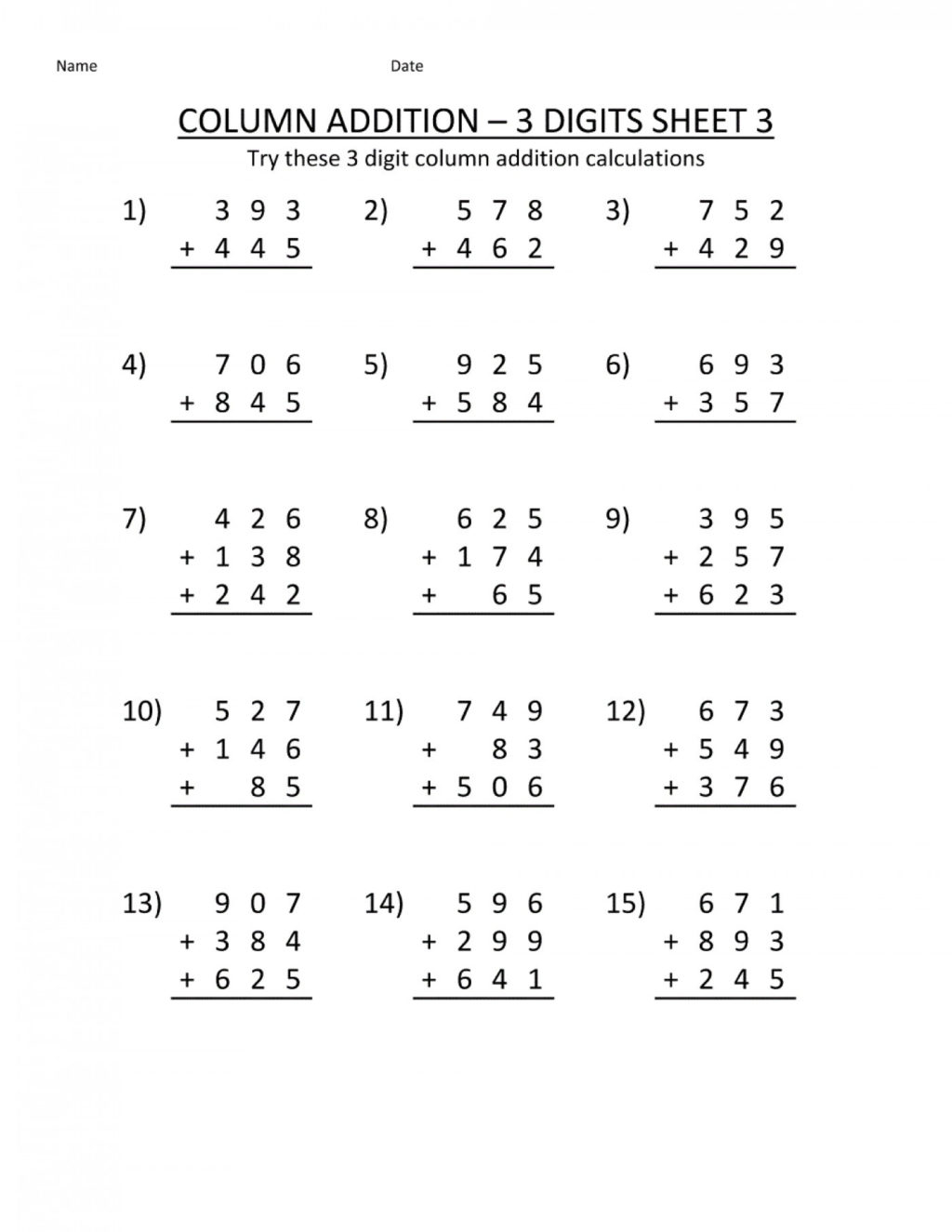Worksheet Matheets Printable Count On Back1S Free