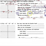6.8 Analyzing Graphs Of Polynomial Functions | Polynomial