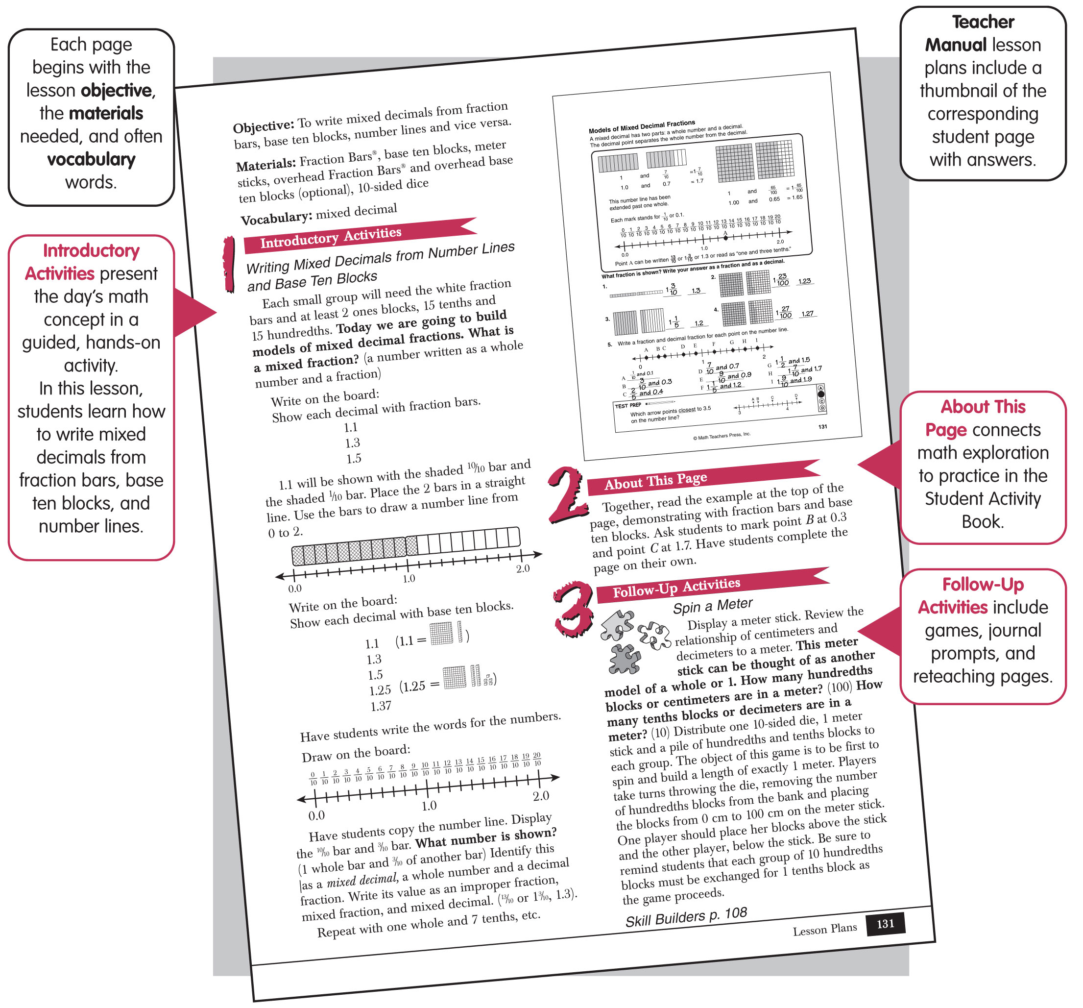 A Foundational Lesson Plan From Part A   Moving With Math