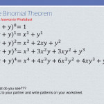 A Quick And Efficient Way To Expand Binomials - Ppt Download