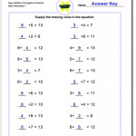 Algebraic Expressions Grade 7 Worksheets With Answers Dads