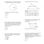 Geometry Common Core State Standards Regents At