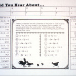 Pizzazz Math Worksheets Answers Books Never Written