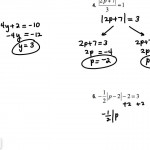 Section 1 4 Algebra 2 Solving Absolute Value Equations
