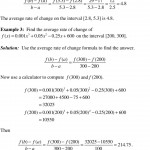 Section 2.5 Average Rate Of Change - Pdf Free Download