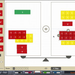 Solve Two Step Equations With Algebra Tiles Calculator