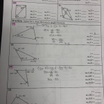 Solved: Exterior Angle Theorem And Triangle Sum Theorem Pl