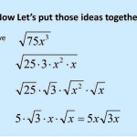 Square Roots With Variables (Simplifying Math) | Simplifying