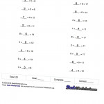 This Contains Links To Free Math Worksheets For Pre Algebra