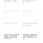 Two-Step Word Problems - Kuta Software Llc Pages 1 - 4