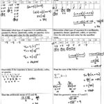 31 Arithmetic Sequences And Series Worksheet Answers