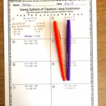 5 Algebra 2 Operations With Complex Numbers Worksheet