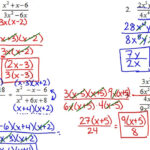 Algebra 2: Chapter 7 Review