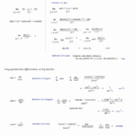 Composition And Inverse Function Worksheet | Printable