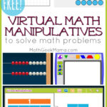 Free Online Math Manipulatives For At Home Learning | Math