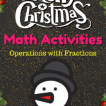 Free Prealgebra Christmas Activities. Operations With