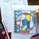 Radical Operations Coloring Activity | Color Activities