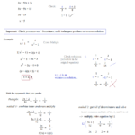 Rational Expressions And Equations Worksheet - Nidecmege