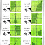 Systems Of Linear Inequalities Worksheet Systems Of