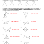 Triangle Congruence Worksheet - Google Search | Congruent